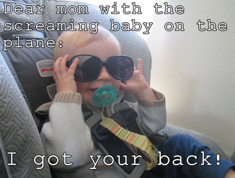How to Make Baby's First Flight a Breeze
