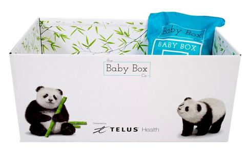 HOW TO GET A MANITOBA BABY BOX IN THREE STEPS