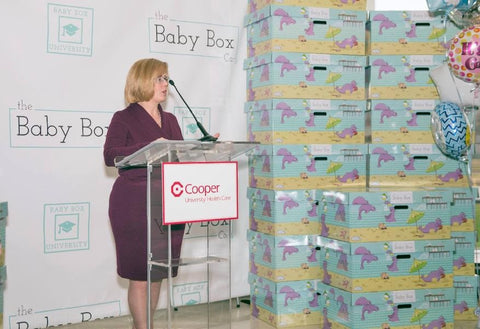 New Jersey Giving Parents Free Baby Boxes To Lower Infant Mortality Rate