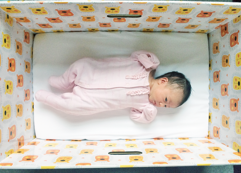 How to Get a Twin Cities, Minnesota Baby Box In Three Steps