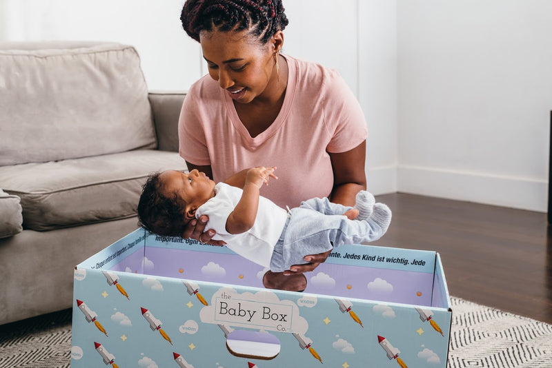 HOW TO GET A VIRGINIA BABY BOX IN THREE SIMPLE STEPS