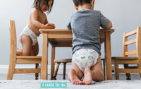 Bamboo Baby Diapers - Trial Pack $9.99