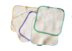 Organic Wash Cloth 5-pack