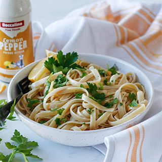 Lemon Pepper Pasta