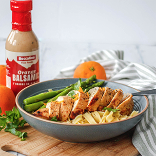 Sweet Orange Balsamic Chicken