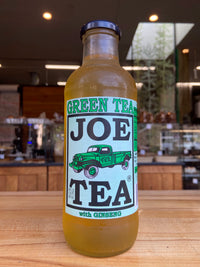 Joe's Green Tea w/ Ginseng bootle