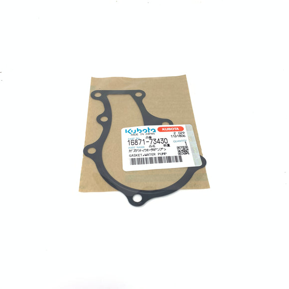 16871-73430 GASKET,WATER PUMP