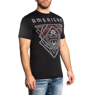 American Fighter Eldridge T-Shirt Black