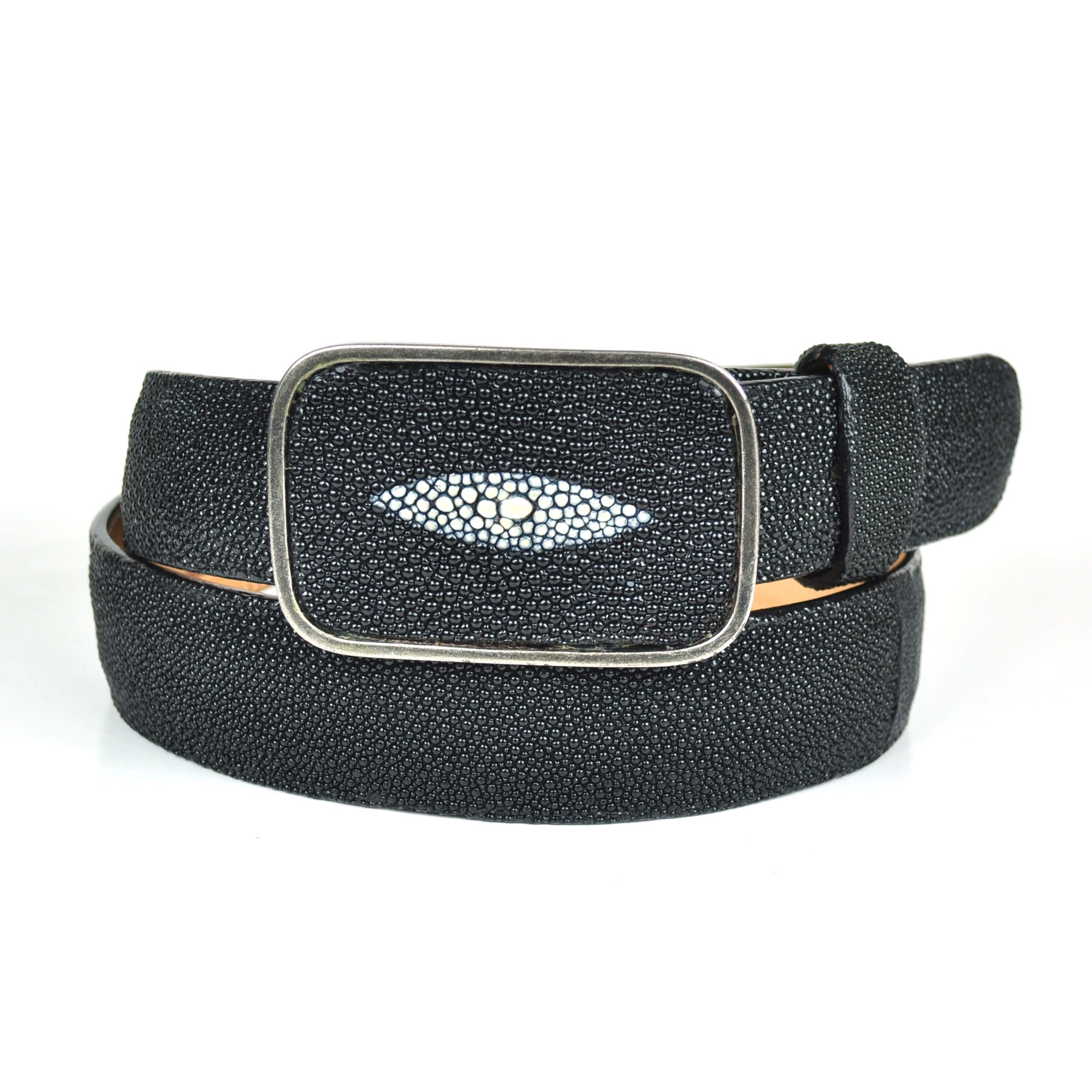 Gavel Men's Stingray Belt - Black