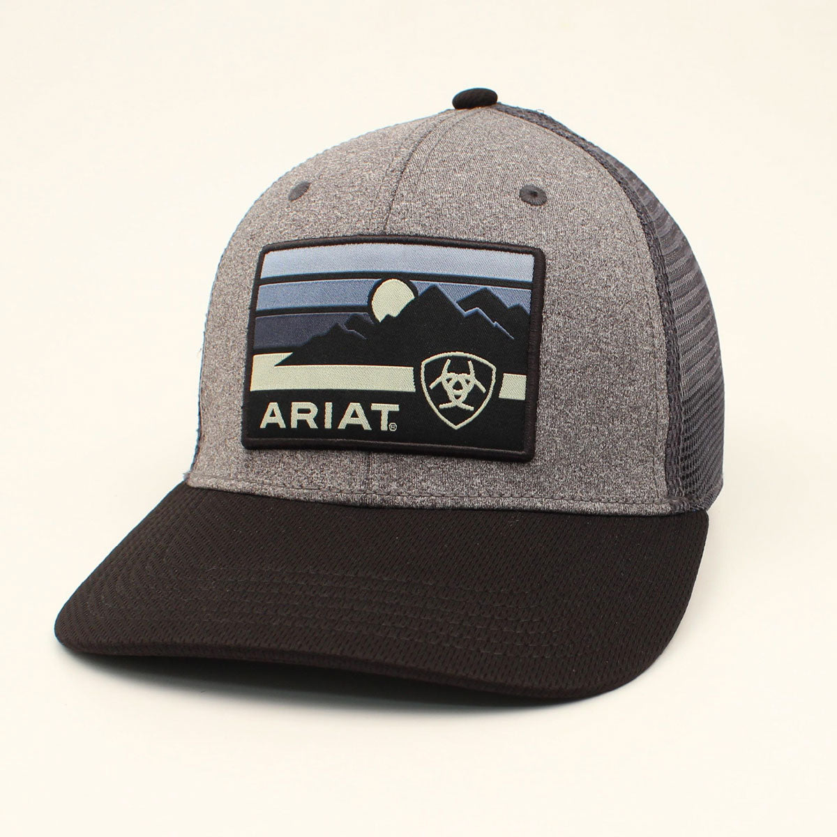 Ariat Logo Patch with Sunset Cap