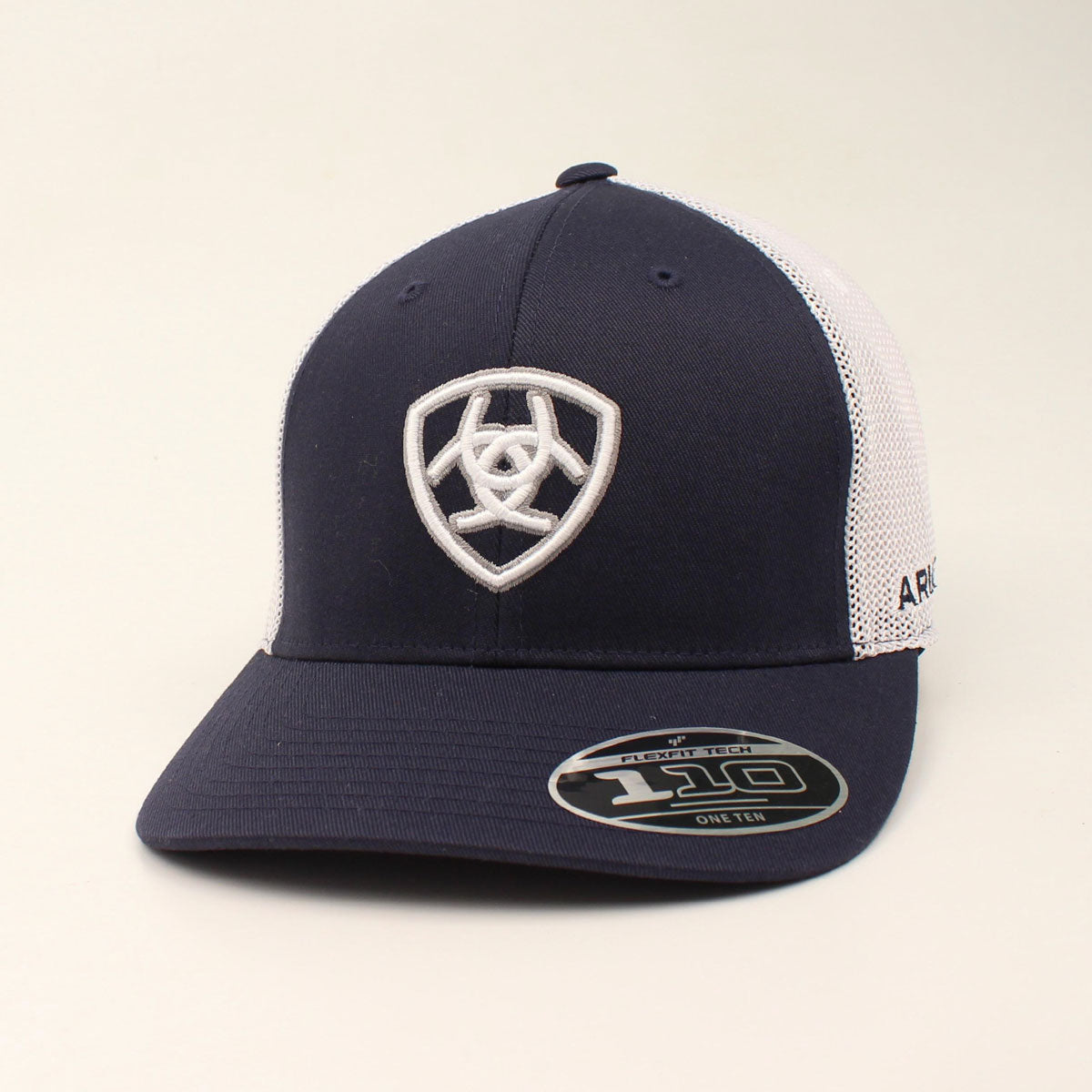 Ariat FF110 Embroidered Shield Logo Navy Cap