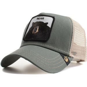 Goorin Bros Drew Bear Trucker Hat