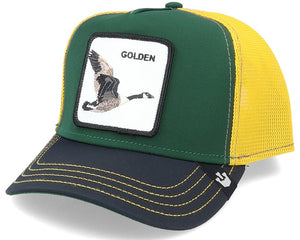 Goorin Bros Golden Goose Trucker Hat