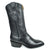 Gavel Santana Goat French Toe Boots - Black