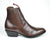 Gavel Cantu Botin Vaquero Western Short Ankle Leather Boots -Brown