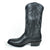 Gavel Men's Marcos Bullhide Classic Western Boots - Black