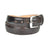 Gavel Men's Ostrich Leg Belt - Brown