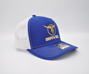 Gavel Logo Richardson 112 Royal Blue Cap