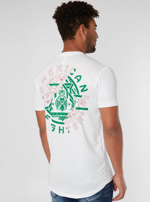 American Fighter Canton T-Shirt White