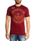 American Fighter Freemont T-Shirt Burgundy