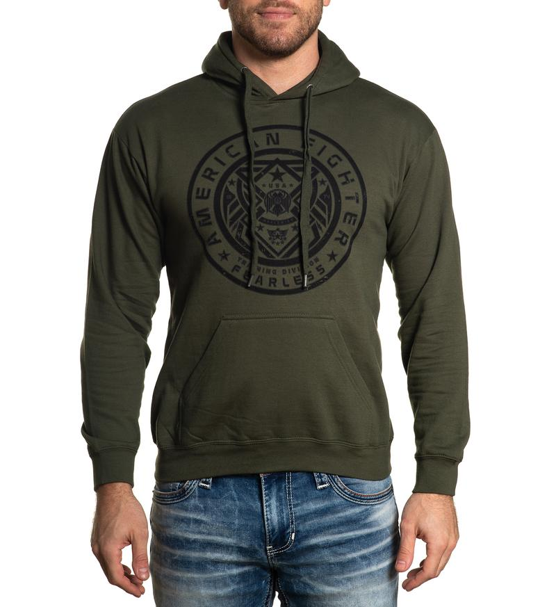 American Fighter Morrow PO Hood Military Green