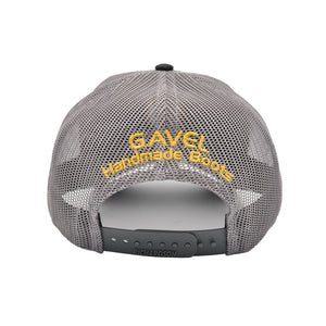 Gavel Logo R112 Black/Charcoal Cap