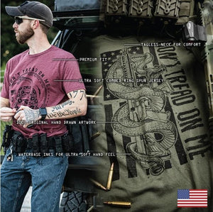 Howitzer Three T-Shirt Navy