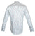 Gavel Men's Mao White Fashion Dress Shirt