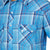 Wrangler Men's Retro Western Shirt Blue