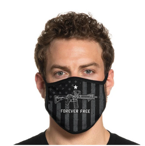 Howitzer Forever Free Face Mask