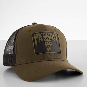 Howitzer Patriot Smash Trucker Hat