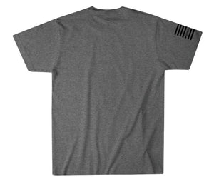 Howitzer Texas Snake T-Shirt Vintage Grey