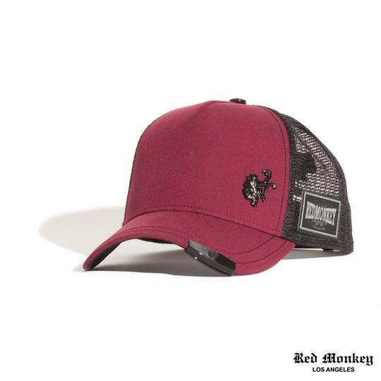 RED MONKEY HATS