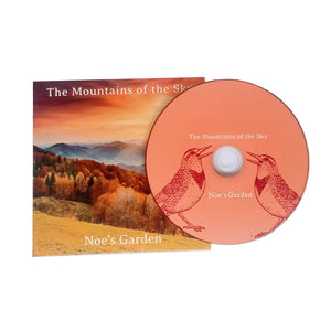 The Mountains of the Sky - Physical CD