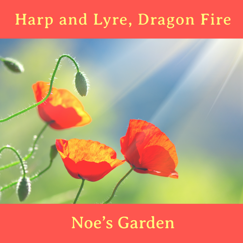 Harp and Lyre, Dragon Fire - Physical CD