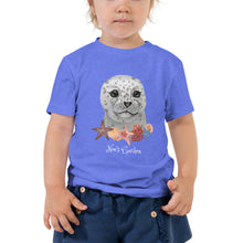 Load image into Gallery viewer, Little Seal Toddler T-shirt - Assorted Colors