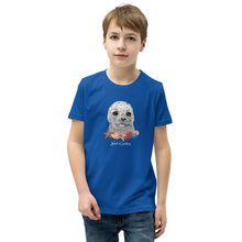 Load image into Gallery viewer, Little Seal Big Kids T-Shirt