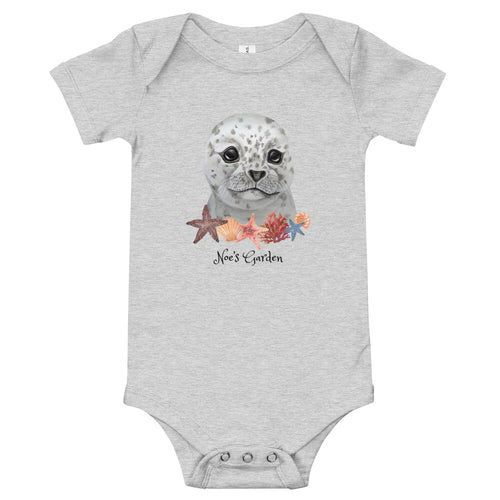 Little Seal Onesie - Assorted Colors