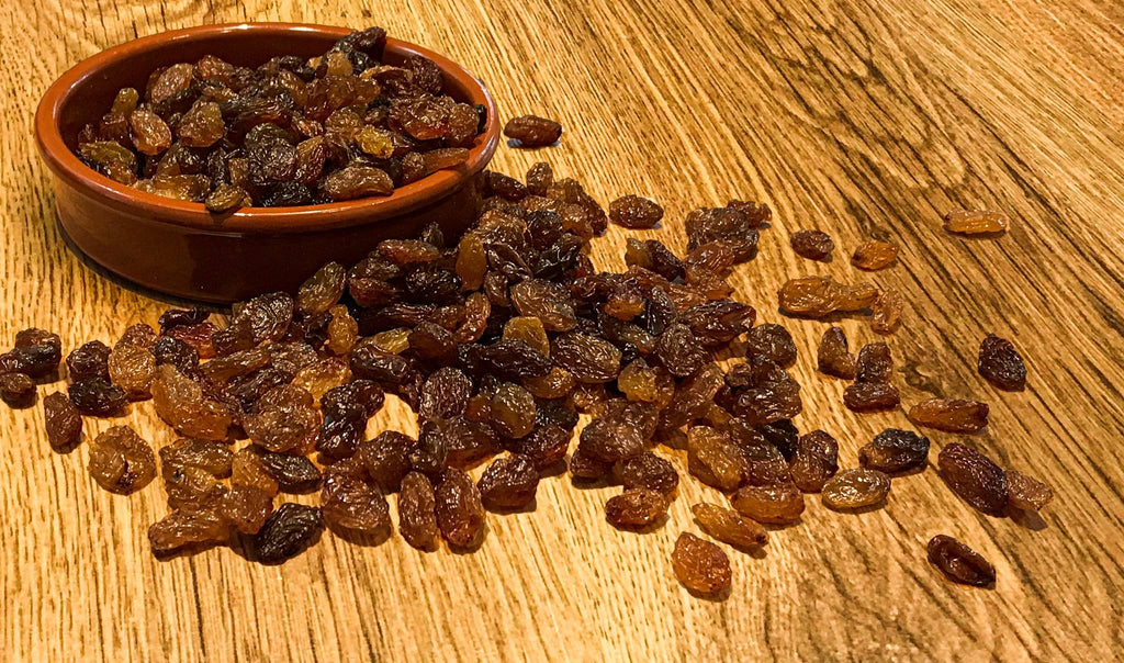 sultanas sultana dried fruits fruit whole foods wholefoods health foods vegan plant based vegetarian diet superfood