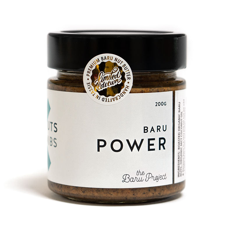 Baru Power – Nut Butter