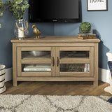 Corner Cabinet TV Unit Stand For 50 Inch