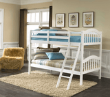 Twin Kids Bunk Beds With Stairs Bed For Girls