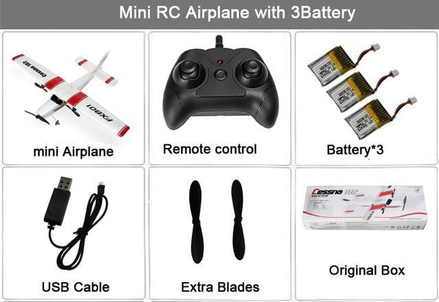 RC Planes Remote Control Plane Airplanes Airplane For Beginners Aircraft
