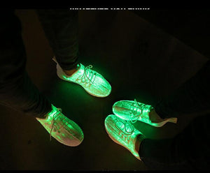 Light Up LED Shoes Womens Sneaker Mens For Adults Led