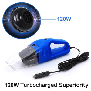 Handheld USB Mini Car Vacuum Cleaner