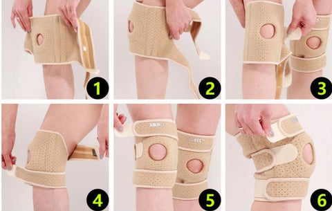 Brace Knee Support & Braces Supports For Running Best