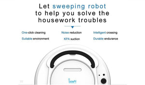 Latest Self-Cleaning Mops 3-in-1 Vacuum Sweeping Robot Best Cleaner 2019