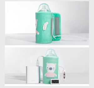 Portable Travel Milk Bottle Warmer Best