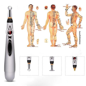 Acupuncture Electronic Laser Meridian Pen Energy Acupressure