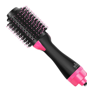Round Rotating Hair Dryer Brush Blow Hot Air Best Dry